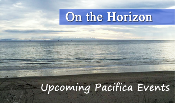 Upcoming Pacifica Events Flyer