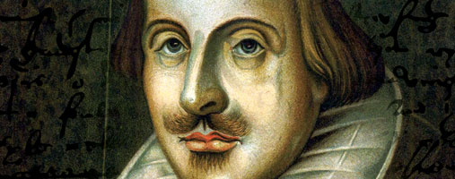 Shakespeare Painting