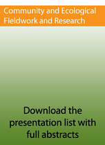 Community and Ecological Fieldwork Research Abstracts