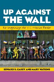 Up Against the Wall Book Cover