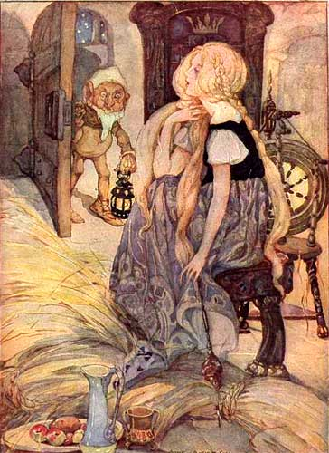 Rumpelstiltskin Fairy Tale