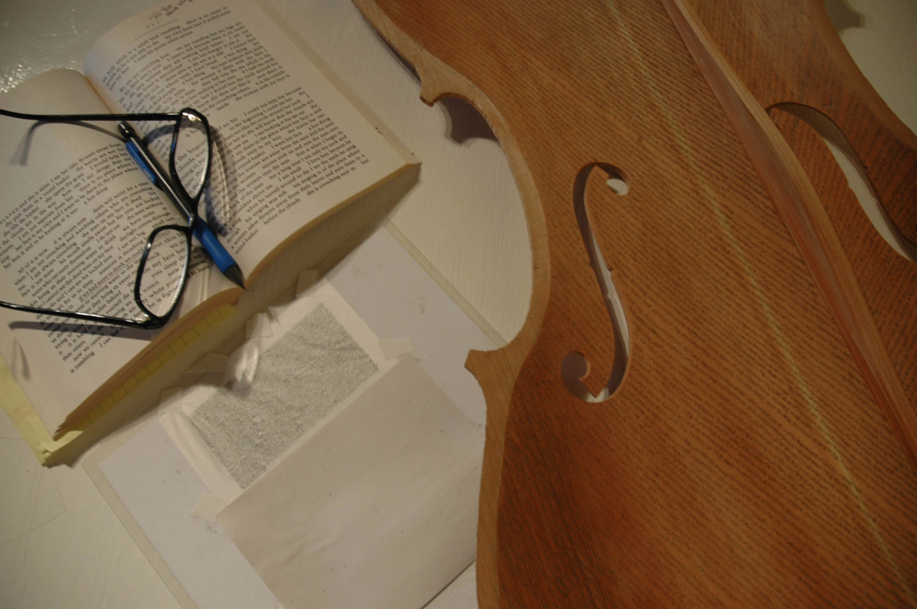 Margeaux-Klein-inscribing-the-novel-Beloved-on-cello.png