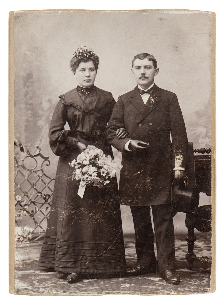 historic couple