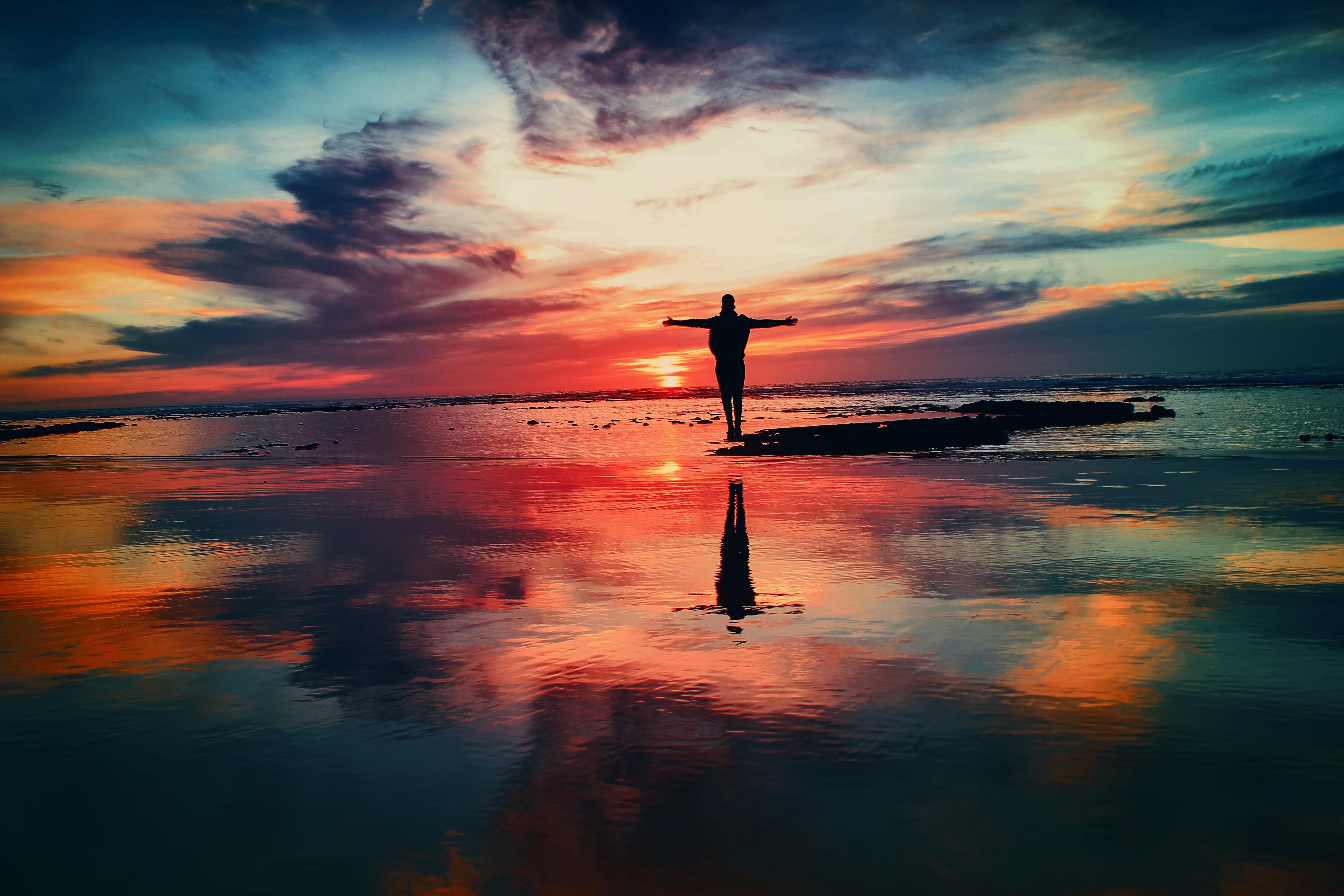 spiritual sky